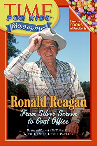 9780060576264: Ronald Reagan: From Silver Screen to Oval Office (Time for Kids Biographies)