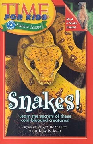 9780060576363: Snakes! (Time for Kids Science Scoops)