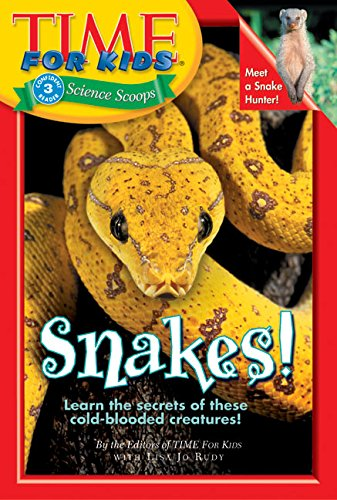 9780060576370: Snakes! (Time for Kids Science Scoops)