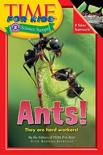 9780060576400: Time For Kids: Ants! (Time For Kids Science Scoops)