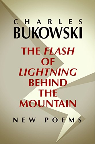 9780060577018: The Flash of Lightning Behind the Mountain: New Poems