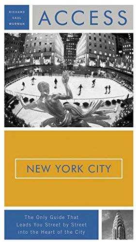 9780060577179: Access New York City 11e (Access Guides)