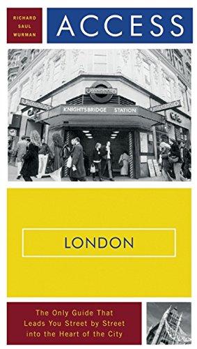 9780060577186: Access London 9e (Access Guides)