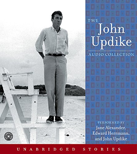 9780060577216: The John Updike Audio Collection CD: The John Updike Audio Collection CD