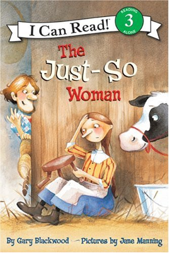 9780060577292: Just-So Woman, The (I Can Read - Level 3 (Quality))