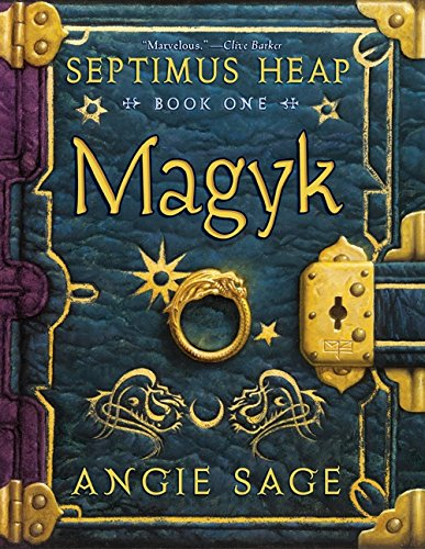 MAGYK Septimus Heap, Book One