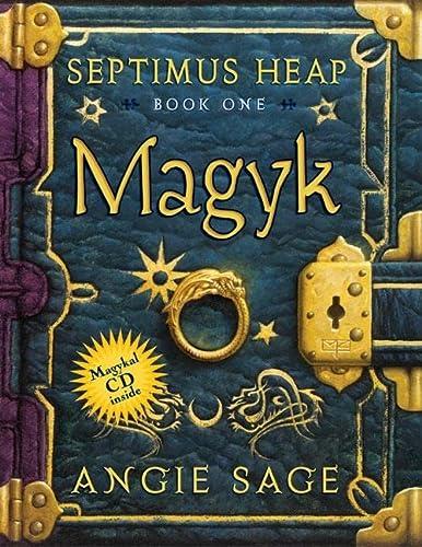 9780060577322: Septimus Heap, Book One: Magyk