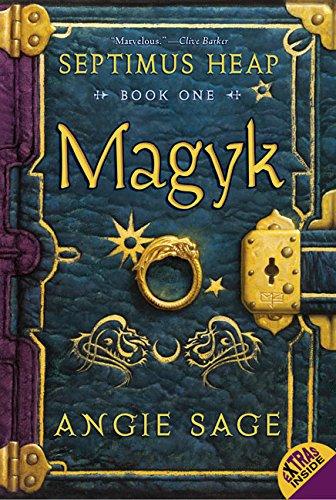 9780060577339: Magyk (Septimus Heap, Book 1)