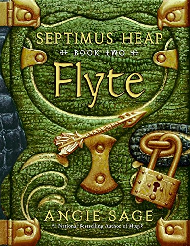 Flyte: Septimus Heap, Book 2 [Signed by: Sage, Angie