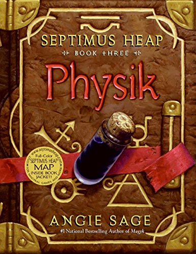 9780060577377: Septimus Heap, Book Three: Physik