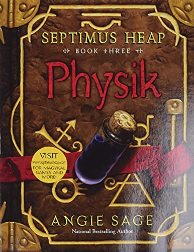 9780060577391: Septimus Heap 03. Physik (HarperTrophy)