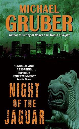 9780060577698: Night of the Jaguar (Jimmy Paz)