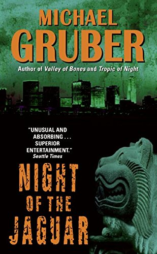 9780060577698: Night of the Jaguar (Jimmy Paz)
