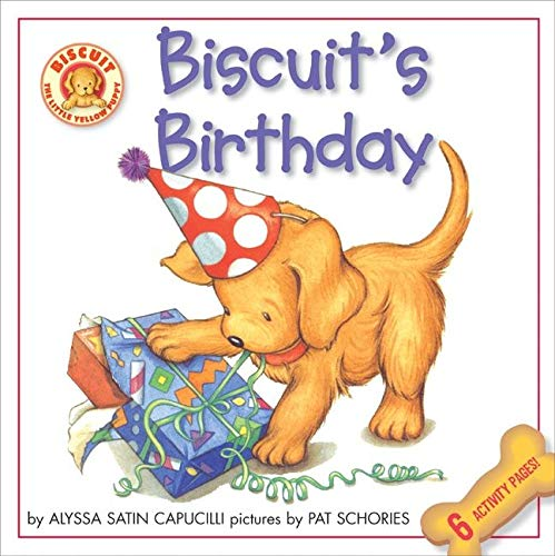 9780060578459: Biscuit's Birthday