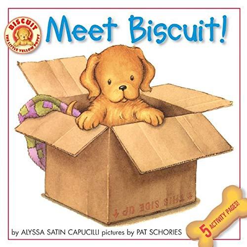 9780060578466: Meet Biscuit!