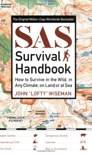 9780060578794: SAS Survival Handbook: How to Survive in the Wild, in Any Climate, on Land or at Sea