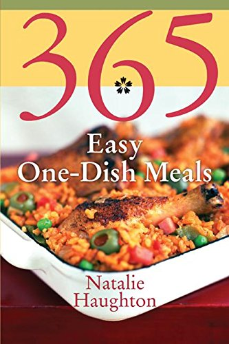 9780060578886: 365 Easy One-Dish Meals
