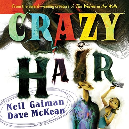 Crazy Hair: Neil Gaiman