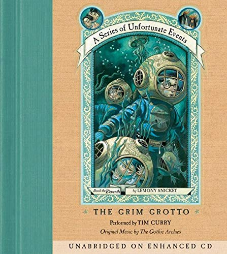 9780060579470: The Grim Grotto (A Series of Unfortunate Events)