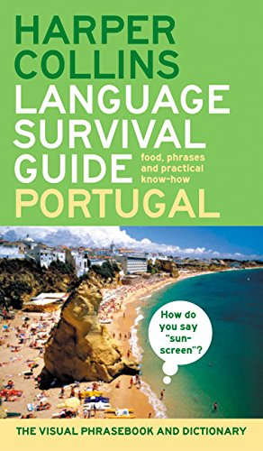 9780060579777: Harpercollins Language Survival Guide: Portugal: The Visual Phrase Book and Dictionary
