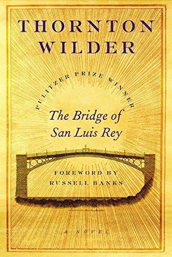 9780060580612: The Bridge of San Luis Rey: A Novel