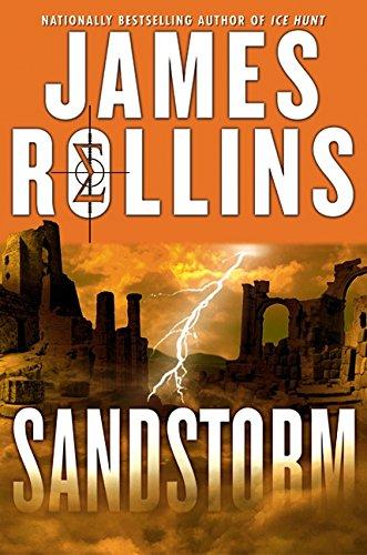 9780060580667: Sandstorm (Sigma Force)