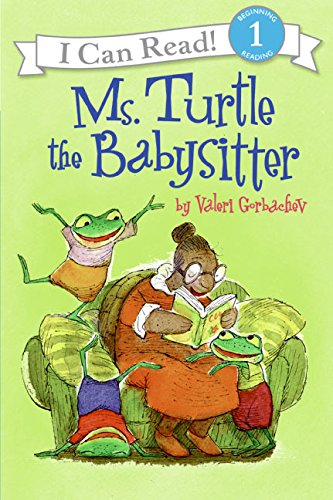 9780060580759: Ms. Turtle the Babysitter (I Can Read - Level 1 (Quality))