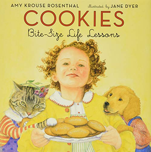 9780060580810: Cookies: Bite-Size Life Lessons