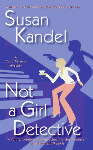 9780060581084: Not a Girl Detective (Cece Caruso Mysteries)
