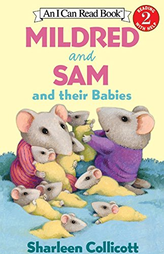 9780060581121: Mildred and Sam and Their Babies (I Can Read Book 2)