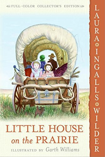 9780060581817: Little House on the Prairie: Full Color Edition
