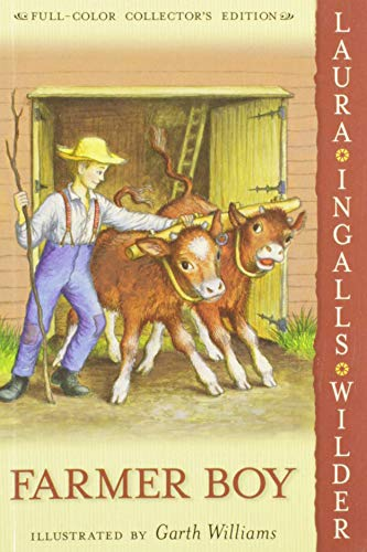 9780060581824: Farmer Boy (Little House-the Laura Years)