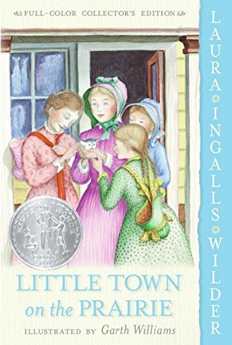9780060581862: Little Town on the Prairie (Little House (HarperTrophy))