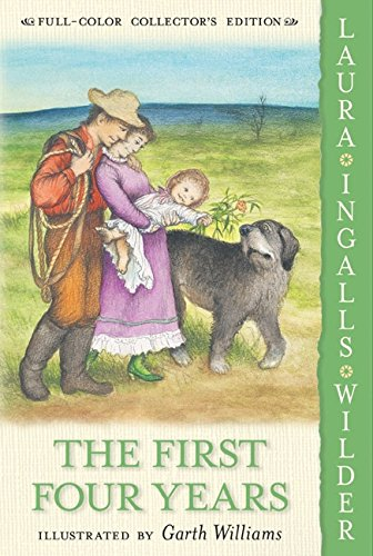 9780060581886: The First Four Years: Full Color Edition (Little House)