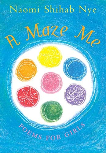 9780060581893: A Maze Me: Poems for Girls
