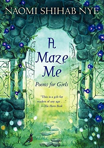 9780060581916: A Maze Me: Poems for Girls