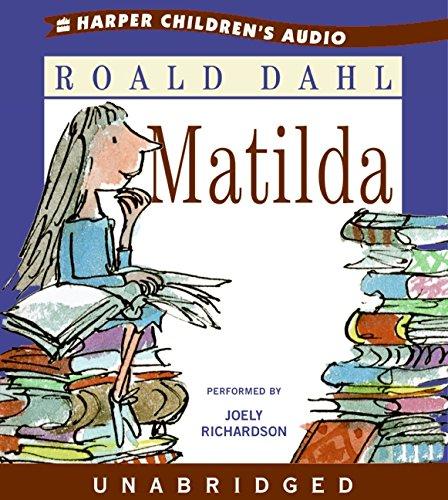 9780060582548: Matilda CD: Matilda CD