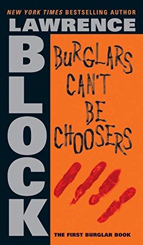 9780060582555: Burglars Can't Be Choosers (Bernie Rhodenbarr)