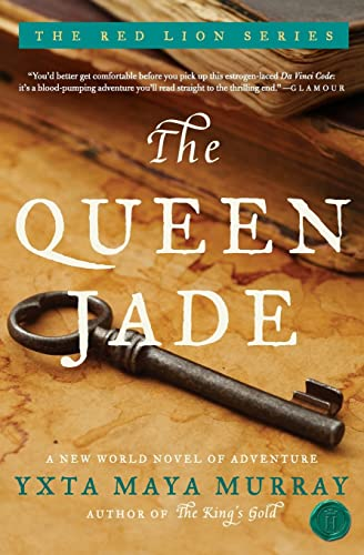 9780060582654: The Queen Jade: A New World Novel of Adventure (Red Lion)