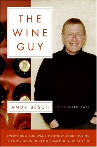 9780060582999: The Wine Guy: Everything You Want to Know about Buying and Enjoying Wine from Someone Who Sells It