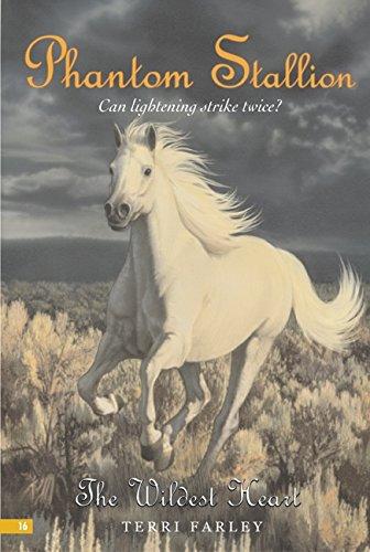 9780060583170: Phantom Stallion #16: The Wildest Heart
