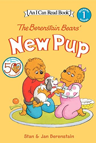 9780060583439: Berenstain Bears' New Pup, The (I Can Read Books: Level 1)