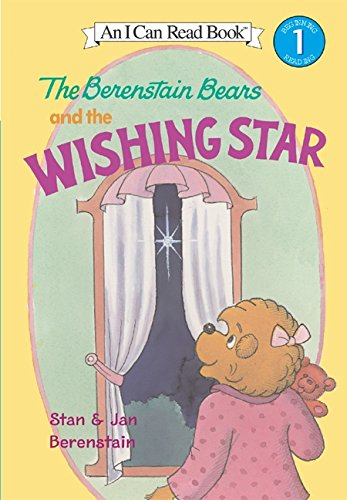 9780060583460: The Berenstain Bears and the Wishing Star (I Can Read Book 1)