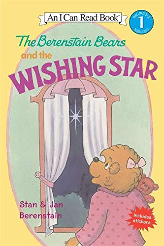 9780060583477: The Berenstain Bears and the Wishing Star (I Can Read Book 1)