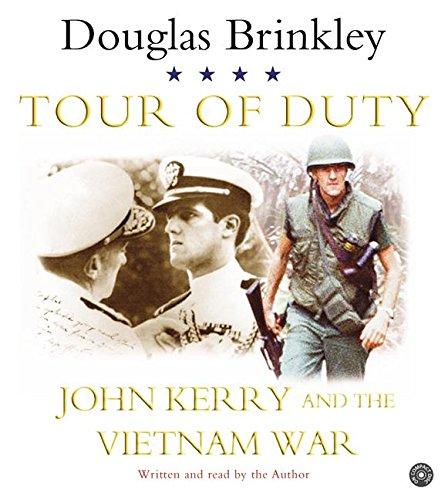 9780060583729: Tour of Duty CD: John Kerry and the Vietnam War