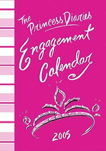 9780060583910: The Princess Diaries Engagement Calendar 2005