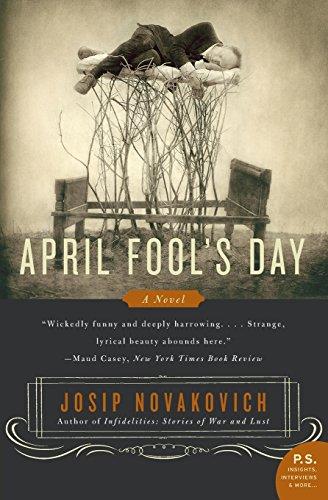 9780060583989: April Fool's Day: A Novel