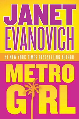 9780060584009: Metro Girl (Alex Barnaby Series #1)