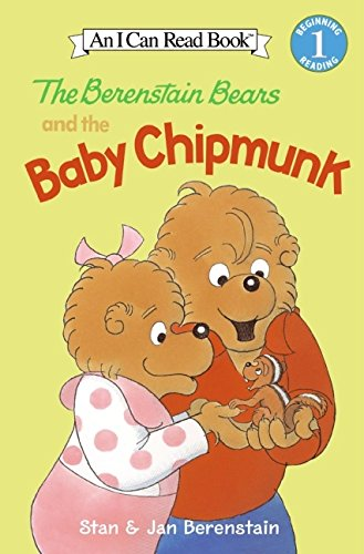 9780060584122: Berenstain Bears and the Baby Chipmunk, The