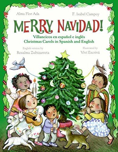 9780060584344: Merry Navidad!: Villancicos En Espanol E Ingles